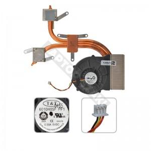 E32-0800221-TA9, 6010H05F PF1 használt komplett hűtés