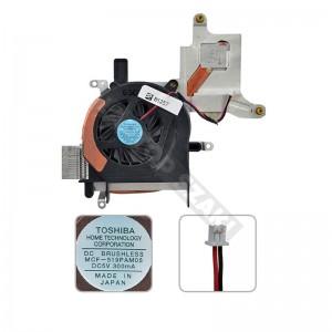 MCF-519PAM05 használt komplett hűtés