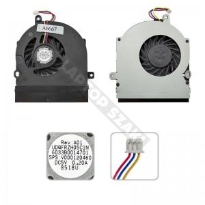 UDQFRZH05C1N hűtés, ventilátor