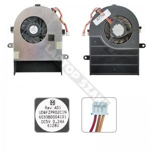 UDQFZPR02C1N használt hűtés, ventilátor