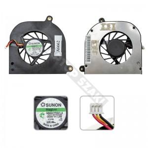 GB0507PGV1-A, ET017000200 használt CPU hűtés, ventilátor