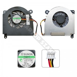GB0506PGV1-A hűtés, ventilátor