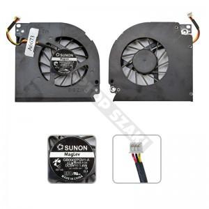 GB0507PGV1-A hűtés, ventilátor