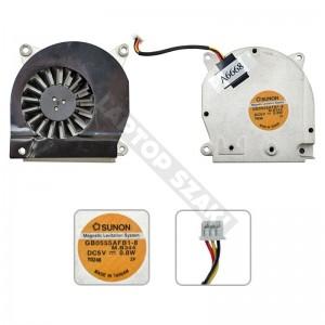 GB0555AFB1-8 használt hűtés, ventilátor