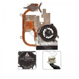 KSB0505HA, AVC3CBD3TA használt komplett hűtés