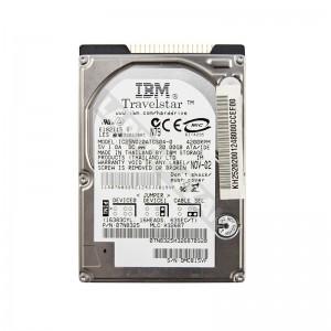 """IBM IC25N020ATCS04-0 20GB IDE 2,5"""" használt laptop winchester"""