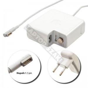 Apple A1343 18.5V 4.6A (85W) gyári MagSafe laptop töltő