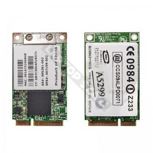407159-001 Broadcom 802.11b/g mini PCI-E wifi kártya