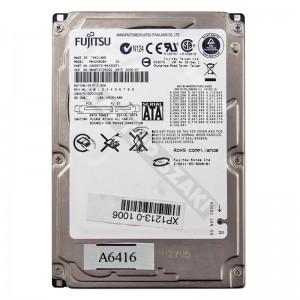 "Fujitsu MHV2080BH 80GB SATA 2,5"" használt laptop winchester"