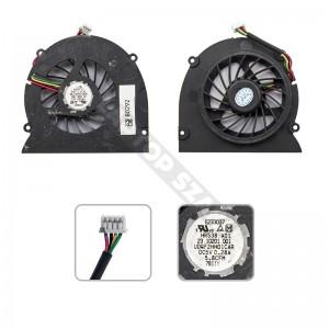 Dell XPS M1330 hűtés, ventilátor