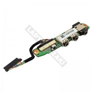 446523-001 használt hangkártya panel + infra + kábel