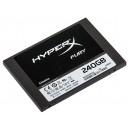 "Kingston HyperX Fury 240GB SATA 2,5"" gyári új laptop SSD"