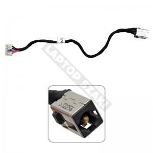 H000037850 használt DC tápcsatlakozó + kábel
