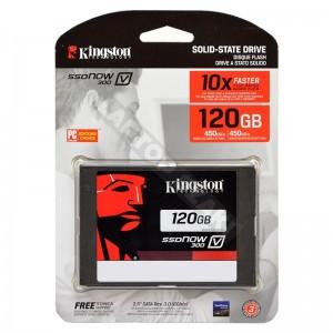 "Kingston 120GB 2,5"" SATA3 SSD (SV300S37A/120G)"