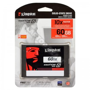 "Kingston 60GB 2,5"" SATA3 SSD (SV300S37A/60G)"