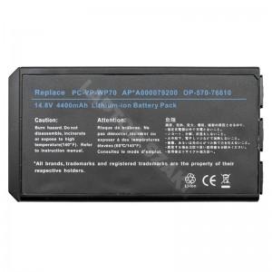 PC-VP-WP70 14.8V 4400mAh 65Wh laptop akkumulátor