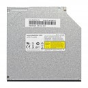 Lite-On DS-8A6SH01B SATA 9.5mm slim notebook DVD író