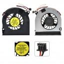 605791-001, DFS481305MC0T használt laptop hűtés, ventilátor