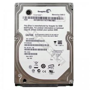 "Seagate ST9120817AS 120GB SATA 2,5"" használt laptop winchester"