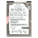 "Hitachi IC25N040ATMR04-0 40GB 2,5"" IDE gyári új laptop winchester"
