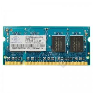 Nanya 256MB DDR2 533Mhz laptop memória (NT256T64UH4A0FN-37B)