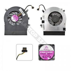 BS601305H-03 hűtés, ventilátor