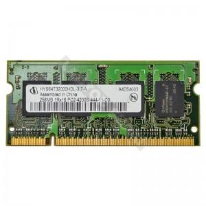 Infineon 256MB DDR2 533Mhz notebook memória