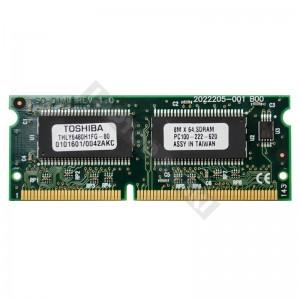 Toshiba 64MB SD 100Mhz notebook memória