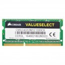 Corsair 4GB DDR3L 1333MHz 1.35V notebook memória (CMSO4GX3M1C1333C)
