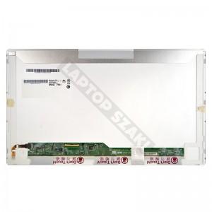 """15.6"""" WXGA HD LED használt matt laptop kijelző - B156XW02"""