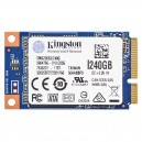 Kingston 240GB mSATA gyári új laptop SSD (SMS200S3/240G)