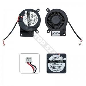 AB0405HB-G03 használt hűtés, ventilátor