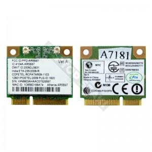 Atheros AR5B97 802.11b/g/n mini PCI-E wifi kártya