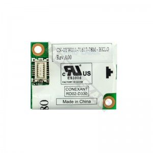 RD02-D330 Modem panel
