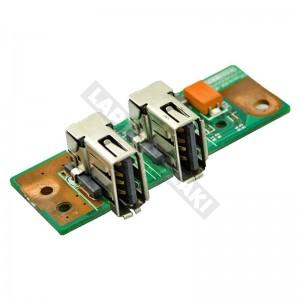 55.4H704.001 használt USB panel