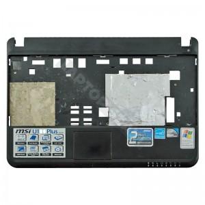 307-012C217-TA2 felső fedél + touchpad (fekete)