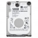 "HGST Z5K500.B-500 500GB SATA 2,5"" gyári új slim laptop winchester"