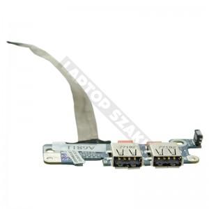 LS-3551P használt USB panel + kábel