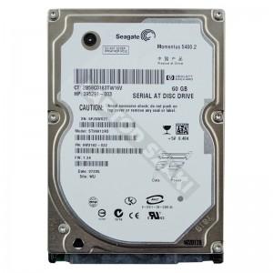 "Seagate ST96812AS 60GB SATA 2,5"" használt laptop winchester"