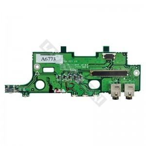 43563632021 használt touchpad gomb és audio panel