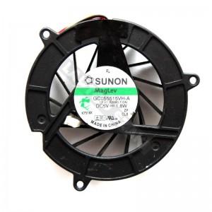 GC055515VH-A hűtés, ventilátor