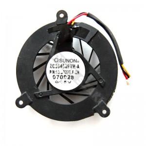 ZC054509VH-A hűtés, ventilátor