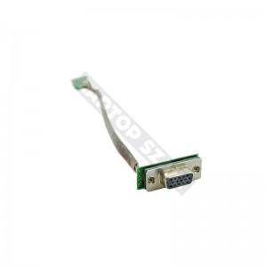 91P6869 használt VGA csatlakozó + kábel