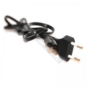 2 eres hálózati kábel ( magnó, piskóta kábel )