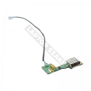448437-001 használt USB panel + kábel