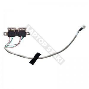 6017B0199501 használt USB panel+kábel