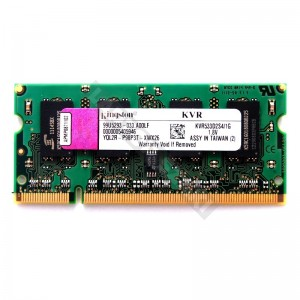Kingston 1GB DDR2 533MHz notebook memória (KVR533D2S4/1G)