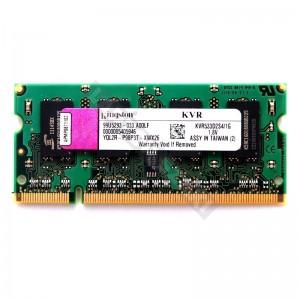 Kingston 1GB DDR2 533MHz notebook memória (KVR533D2S4/1G)