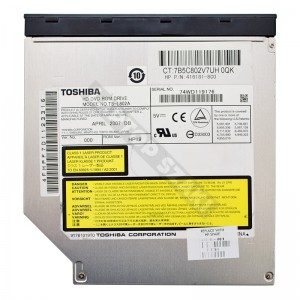 Toshiba TS-L802A IDE notebook DVD író