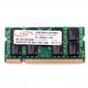 CSX 1GB DDR2 667MHz notebook memória